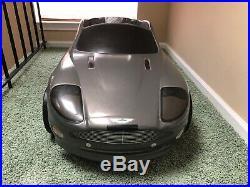 007 James Bond Aston Martin 007-UP Pedal Car