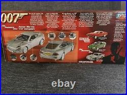 1/18 Ertl Rc2 Aston Martin V12 Vanquish, 007 Die Another Day, James Bond, New