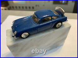 1/43 GILBERT ASTON MARTIN DB-5 AURORA CHASSIS James Bond SLOT CAR EXCELLENT