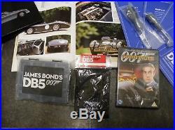 1/8 James Bond Aston Martin DB5 Eaglemoss FULL KIT Pocher Deagostini Hachette