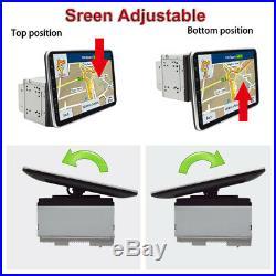 10.1 360° Screen 12V 10A 2DIN Android 9.1 Car Multimedia Radio GPS Navigation