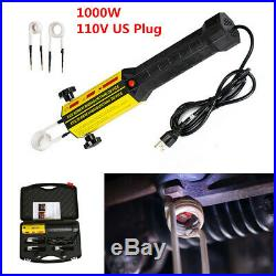 110V US 1000W LED Ductor Magnetic Induction Heater Automotive Flameless Heat Kit