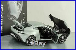 118 Aston Martin DB10 2015 James Bond Spectre Movie Hot Wheels Elite