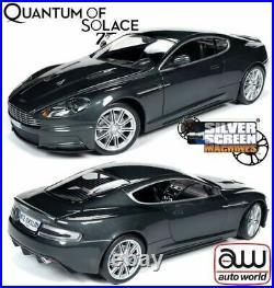 118 Aston Martin DBS - James Bond 007 Quantum of Solace - Auto World