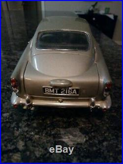 118 Autoart Aston Martin Db5 James Bond 007 Goldfinger 70020