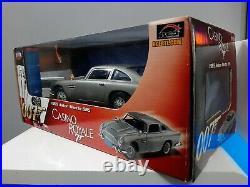 118 Ertl Joyride James Bond 1965 Aston Martin DB5 Casino Royale Rarity New