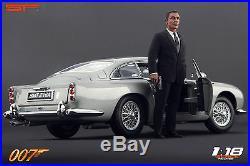 118 James Bond 007 Sean Connery VERY RARE! NO CARS! For aston martin