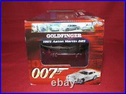 118 James Bond Goldfinger 1965 Aston Martin DB5 007 Ertl Joyride Sean Connery