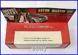 1960s Hong Kong Lincoln International Secret Agent Aston Martin DB5 James Bond