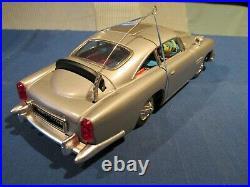 1965 Aston Martin James Bond, Gilbet Mint with Original Box