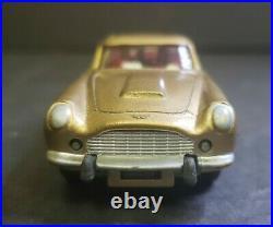 1965 CORGI 261 JAMES BOND 007 ASTON MARTIN D. B. 5 from Goldfinger NM in box