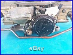 1969 Ford Holley Carburetor C9af-9510-u Oem Mustang Torino Cobra Jet 428 Cj Carb