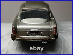 1970s ASTON MARTIN DB5 Corgi Toys #270 James Bond 007 ALL ORIGINAL BAD GUY