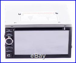 2-DIN 6.2'' Car MP3 Player TV FM Bluetooth Touch Screen Stereo Radio+ Camera Hot