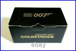 2014 Hot Wheels Goldfinger Aston Martin Db5 Sdcc Exclusive Car James Bond 007