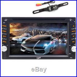 2018 Double 2Din 2Din 6.2 Touchscreen Car Dvd Player Bluetooth Stereo GPS Navi