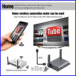 5G Home/Car WiFi Box For iOS10/iOS9 AirPlay Android OS Miracast Screen Mirroring