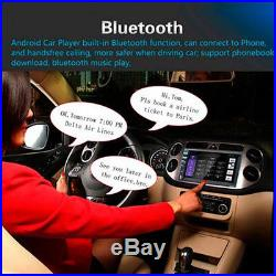 7 2 DIN Android 4.4 CAR HD STEREO GPS MP3 MP5 RADIO PLAYER BLUETOOTH FM/USB