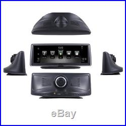 7.8 1080P Android 5.1 Car Dash Camera Recorder Touch Screen Navigation Map GPS