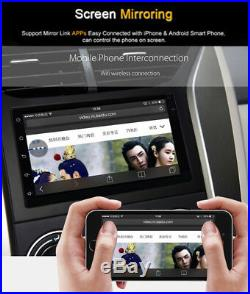 7 Stereo Radio MP5 MP3 Player 4G + 32G Android 8.0 BT Nav DAB DTV SWC OBD