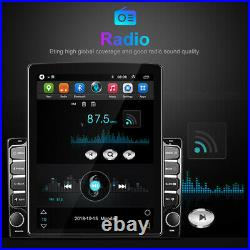 9.7 2.5D Android 8.1 Car Stereo Radio HD FM Touch Screen WIFI GPS MP5 Player