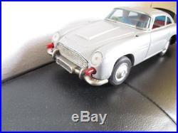 ASC Blechspielzeug Tin Toy Car James Bond Aston Martin DB5 GILBERT 60s Japan #1