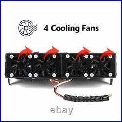 Adjustable 150With300W 4-Holes Heater Warmer Heating Fan Window Defroster Demister