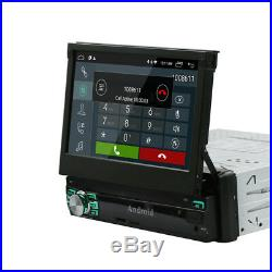 Android 8.1 7inch Touch Screen Car GPS Navigation System Quad-Core 16GB 2GB