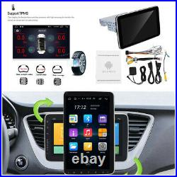 Android 9.1 10.1in Touch Screen Car Stereo Radio MP5 Player 16G GPS Mirror Link