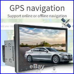Android 9.1 Double 2Din 9 1080P Touch Screen Quad-core RAM 1GB ROM 16GB Player