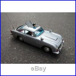 Aston Martin DB5 James Bond électrique GILBERT 1/20°