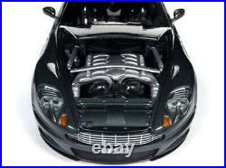 Aston Martin DBS James Bond Quantum of Solace 1/18 AWSS123 AUTOWORLD