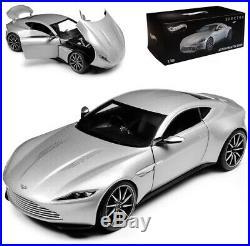 Aston Martin Db10 Silver James Bond 007 Spectre Elite Ed. 1/18 Hotwheels Cmc94