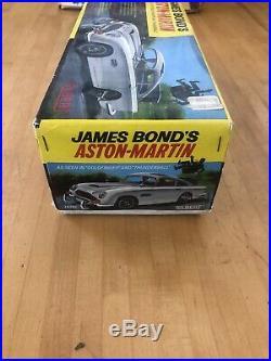 Aston Martin Db5 James Bond Gilbert Toy Car