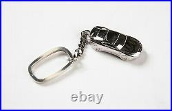 Aston Martin Db7 Key Ring, Gift, Anthony Holt 925 Sterling Silver Bond 007