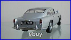 Aston Martin Superleggera DB5 1965 James Bond 007 118 Toy Car No Time to Die