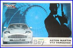 Aston Martin VANQUISH, Kyosho 1/12, James Bond 007, in BOX