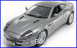 Aston Martin Vanquish v12 Diecast BOND 007 118 Diecast Model Car