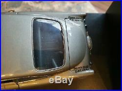 Autoart 118 007 James Bond Aston Martin DB5. Sehr selten. Silber. OVP