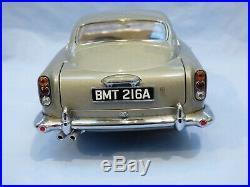 Autoart 118 70020 Aston Martin DB5 Bond 007 Diecast Toy Car No Time To Die
