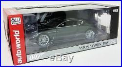 Autoworld 1/18 Scale Aston Martin DBS Quantum Of Solace James Bond 007 Model Car