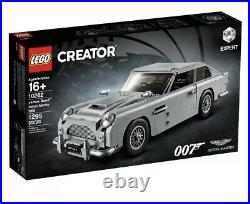 BNIB LEGO Creator Expert James Bond Aston Martin DB5 10262 SEALED