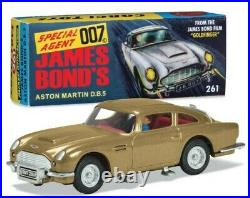 BOXED Corgi 261 James Bond DB5 1965 1969 Re-issue RT26101 Pre-Order for Oct