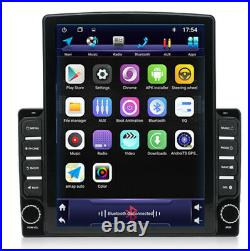 Bluetooth WiFi/Hotspot 1GB+16GB Car Stereo Radio MP5 Player 9.7 in Android 9.1