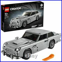 Brand New LEGO 10262 James Bond 007 Aston Martin DB5 (Retired)