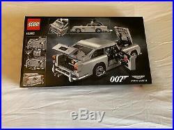 Brand New Sealed Lego Creator Expert Aston Martin Db5 10262 James Bond 007 Car
