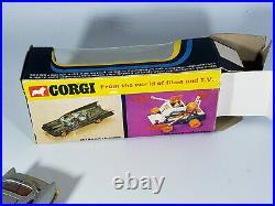 CORGI 270 JAMES BOND ASTON MARTIN DB5 MIB MISB Ejector Seat WORKS all tested