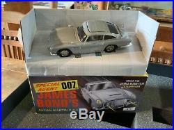 CORGI RM Auctions James Bond DB5 set only 100 produced With Bonuses very rare