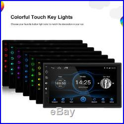Car Radio Android 8.1 1 Din Stereo GPS Navigtion Quad Core 4GB RAM 32GB ROM WiFi