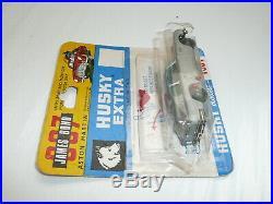 Corgi 1001 Husky Extra James Bond Aston Martin Mint withbaddie in Blister Pack